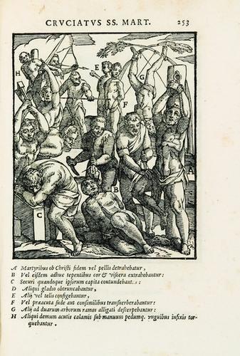 22: Galloni, Antonio. De SS. Martyrum cruciatibus libe