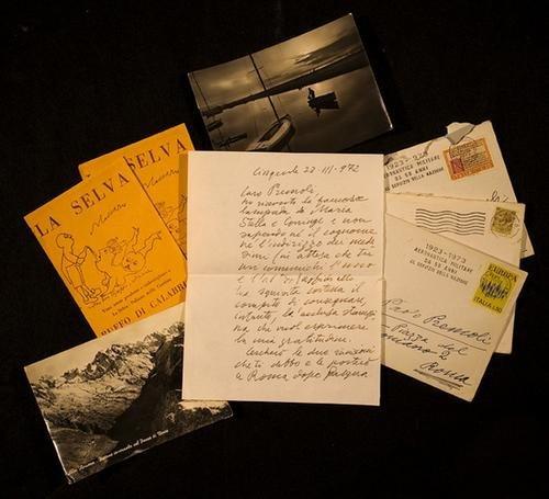 22: Flaiano, Ennio e altri. Lettere e cartoline.