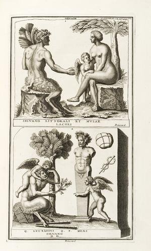317: Montfaucon, Bernard de. L'antiquité expliquée et r
