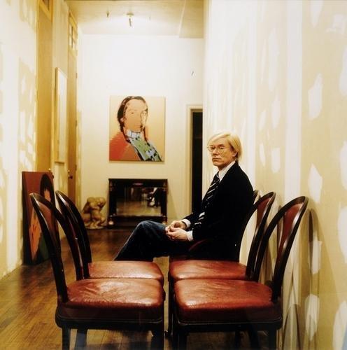 5: Aurelio Amendola (1931) Andy Warhol 1977