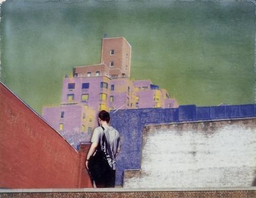 "7: Franco Fontana (1933) ""New York"" 1997"