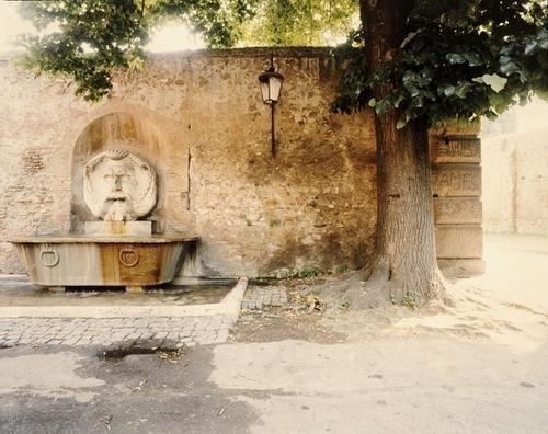 14: Luigi Ghirri (1943-1992) Roma 1980