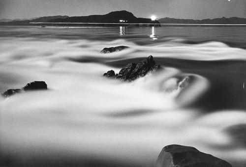 201: Yoichi Midorikawa (1915-2001) Tide in Nicht, ca. 1