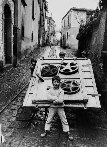 206: Enzo Sellerio (b. 1924) Randazzo, 1963