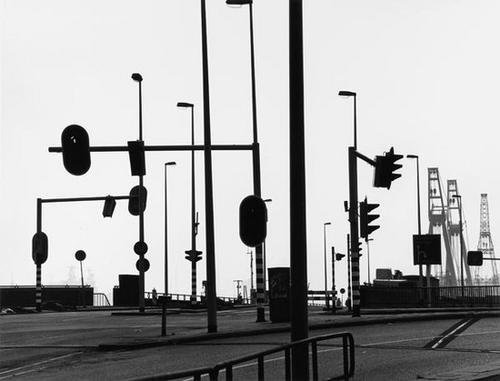 211: Gabriele Basilico (b. 1944) Rotterdam, 1986