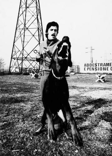 222: Aldo Bonasia (b. 1949) Milano, nelle vie intorno v