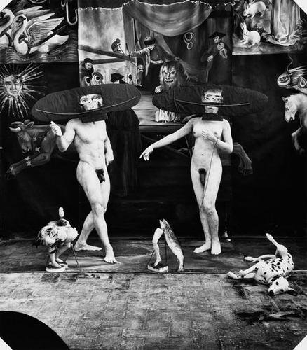 230: Joel-Peter Witkin (b. 1939) The Eggs of my Amnesia