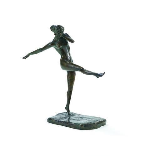 1: Paolo Troubetzkoy (1866-1938) La ballerina (Lady C