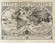 260: Geografia - Mercator, Gerard. Atlas Minor... a I.
