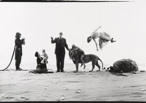 1: Bert Stern (b. 1929) Untitled (Fantasy), 1990