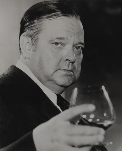 3: Pierluigi Praturlon (1924-1999) Orson Welles, 1970