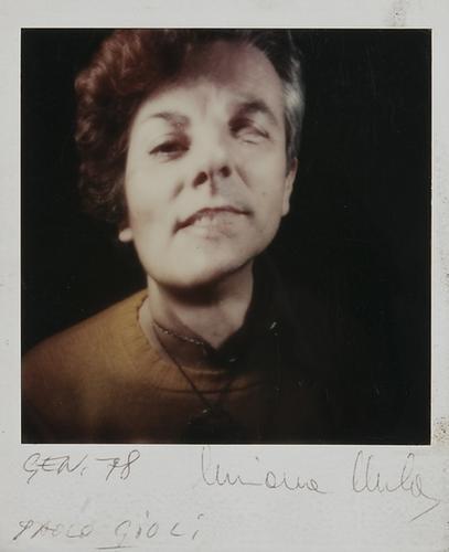 4: Paolo Gioli (b. 1942) Mulas and husband, 1978