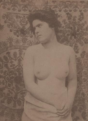 12: Vincenzo Galdi (1856-1931) Untitled (Nude), ca. 19