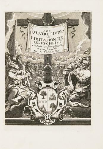 97: Religiosi - Corneille, Pierre. L'Imitation de Jesu