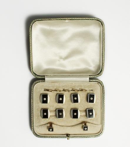 121: Set da sparato in oro e platino
