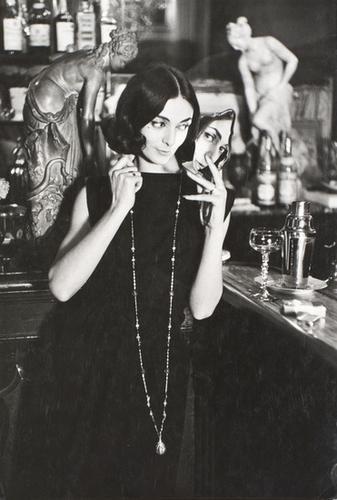 302: Frank Horvat (b. 1928) Givenchy, ca. 1960
