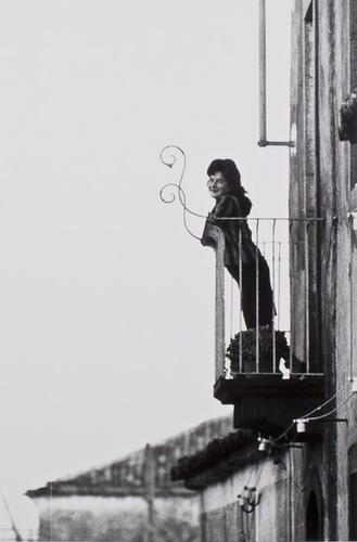 304: Enzo Sellerio (b. 1924) Linguaglossa, 1962