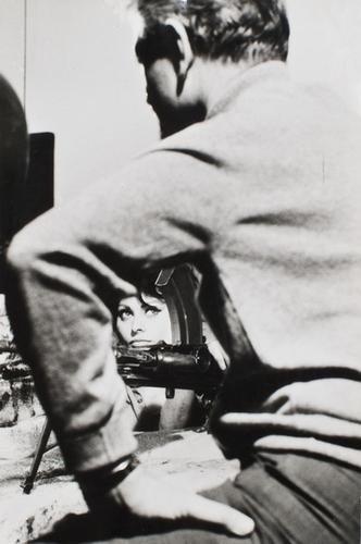 310: Tazio Secchiaroli (1925 - 1998) Sofia Loren, ca. 1