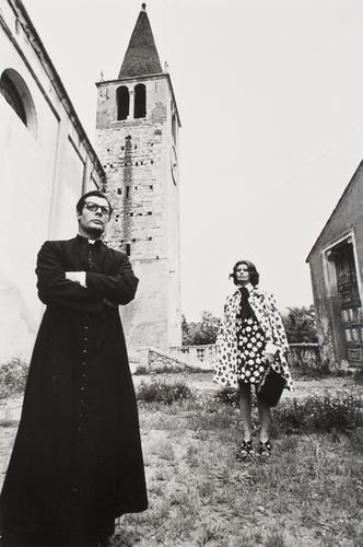 311: Tazio Secchiaroli (1925 - 1998) Sofia Loren e Marc