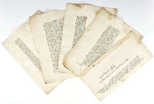 21: Famiglia Strozzi. Documenti.