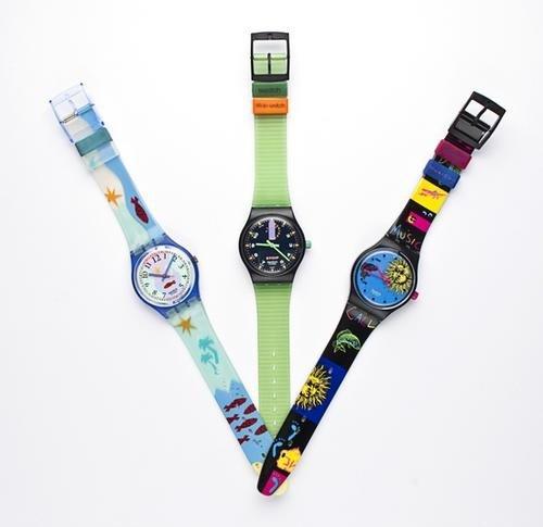 4: Tre Swatch