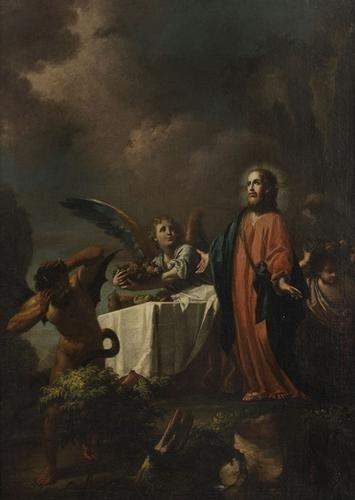 13: Attribuito a Pasqualino Rossi (Vicenza 1641-Roma 1