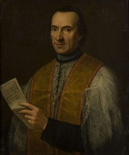 16: Giovanni Battista Rossi (Roma 1730-1782) Ritratto