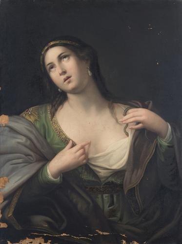 22: Scuola italiana, fine secolo XVIII - inizi secolo