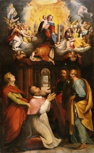 24: Attribuito a Orazio Samacchini  (Bologna 1532-1577