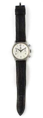 6: Omega crono acciaio 1940