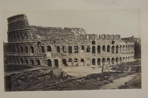 17: Robert Macpherson (1815-1872) The Coliseum with Me