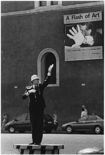 304: Elliott Erwitt (b. 1928) Rome, Italy, 2004