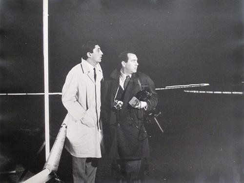 309: Louis Goldman From the set 'La Bibbia' John Huston