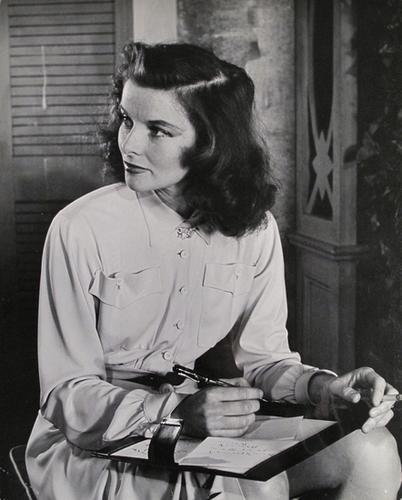 311: Alfred Eisenstaed (1898-1995) Katharine Hepburn, c