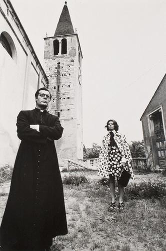 314: Tazio Secchiaroli (1925-1998) Sofia Loren e Marcel
