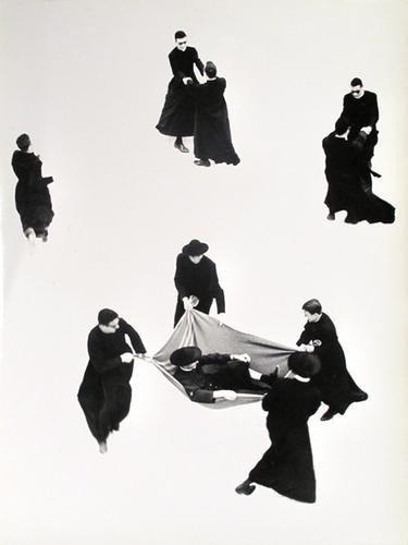319: Mario Giacomelli (1925-2000) Io non ho mani che mi