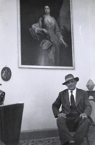 324: Sergio Larrain (b. 1931) Genco Russo (chef of the