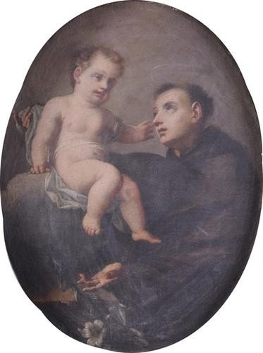 32: Cerchia di Jacopo Amigoni (Napoli 1682 - Madrid 17
