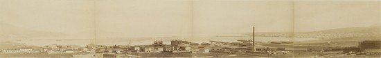 300: Anonymous, Russian photographer Panorama. View of