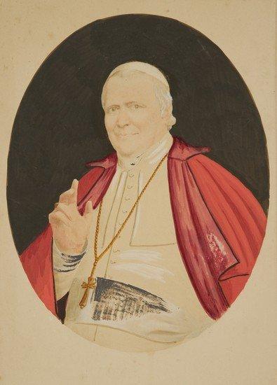 310: Anonymous Papa Pio X, ca. 1900