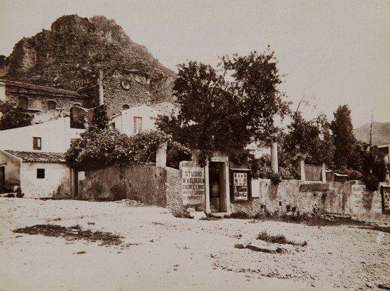 311: Wilhelm Von Gloeden (1856-1931) Untitled (Taormina