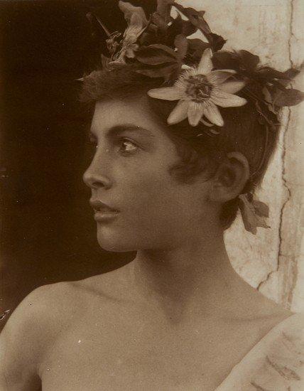 312: Wilhelm Von Gloeden (1856-1931) Untitled (Sicilian
