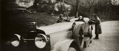 364: Jacques-Henri Lartigue (1894-1986) La Route d'Houl