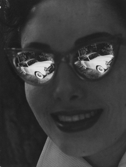 365: Robert Doisneau (1912-1994) Lunettes, ca. 1950