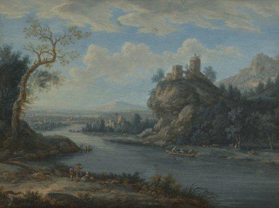 5: Pittore attivo a Roma, seconda metà del secolo XVI