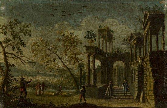 10: Scuola veneta, seconda metà del secolo XVIII Coppi