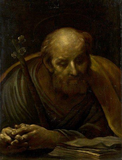 15: Attribuito a Luigi Crespi (Bologna 1708 - 1779) Sa