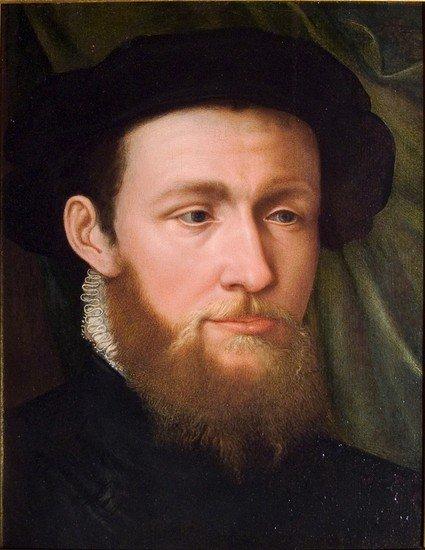 24: Frans Pourbus il vecchio (Bruges 1545 - Anversa 15