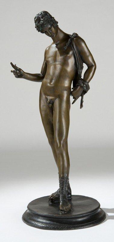 4: Sabatino de Angelis (1838-?) Il giovane Bacco