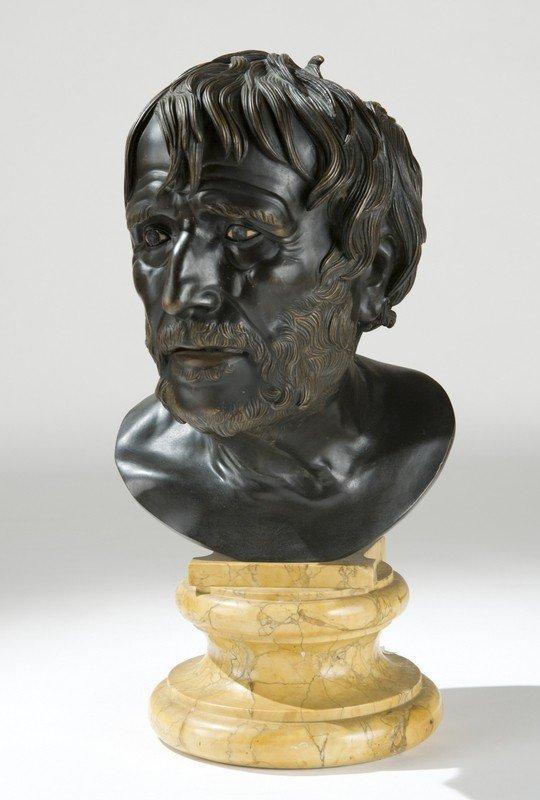5: Sabatino de Angelis (1838-?) Ritratto virile